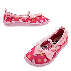 Minnie Mouse Clubhouse Swim Shoes for Kids