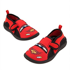 Lightning McQueen Swim Shoes for Kids