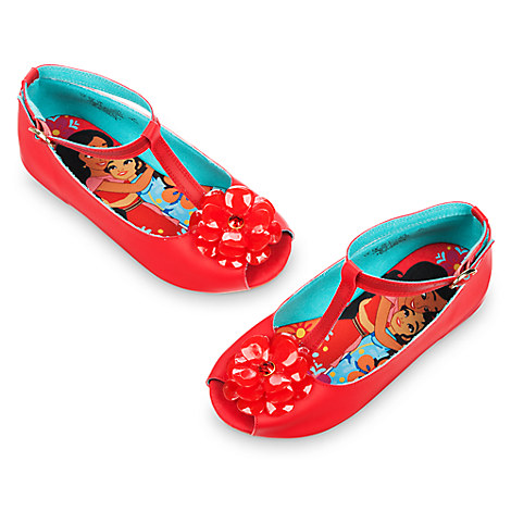 Princess Elena of Avalor Flat Shoes for Girls