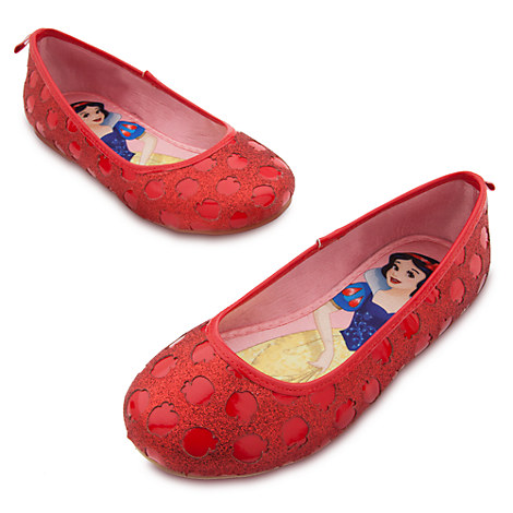 snow white flats for shoes socks disney store