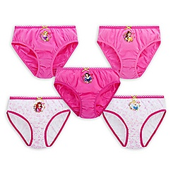 Disney Princess Underwear Set