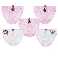 Disney Princess Underwear Set