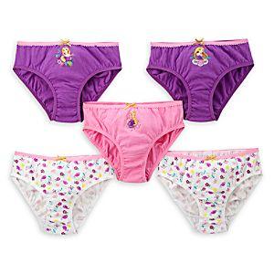 Rapunzel Underwear Set