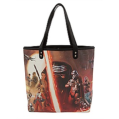 Star Wars: The Force Awakens Tote Bag by Loungefly