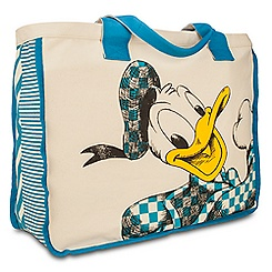 Donald Duck Canvas Tote