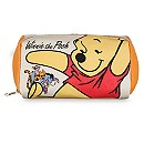 Winnie the Pooh and Pals Zip Canvas Pouch