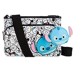 Stitch and Friends ''Tsum Tsum'' Crossbody Bag for Tweens