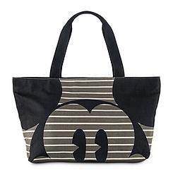 Mickey Mouse Canvas Tote - Walt Disney Studios