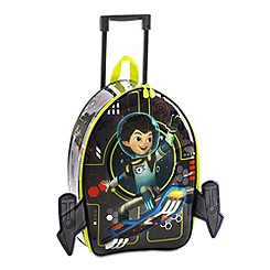 Miles from Tomorrowland Light-Up Rolling Luggage