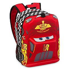 Lightning McQueen Backpack - Personalizable