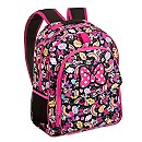 Minnie Mouse and Figaro Backpack with Hood