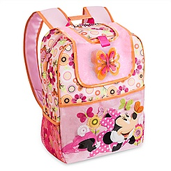 Minnie Mouse Clubhouse Backpack - Personalizable