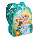 Anna and Elsa Reversible Backpack - Personalizable