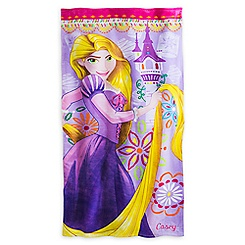 Rapunzel Swim Towel - Personalizable