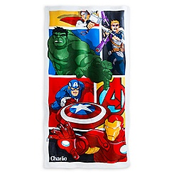 Marvel's Avengers Swim Towel - Personalizable