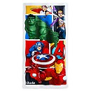 Marvel's Avengers Beach Towel - Personalizable
