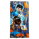 Miles from Tomorrowland Beach Towel - Personalizable