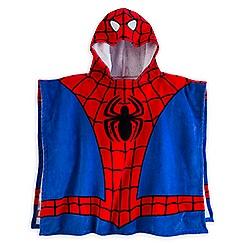Spider-Man Hooded Towel For Kids