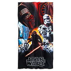 Star Wars: The Force Awakens Beach Towel