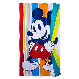 Mickey Mouse Summer Fun Beach Towel - Jumbo