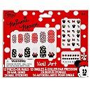Minnie Mouse Nail Art Kit