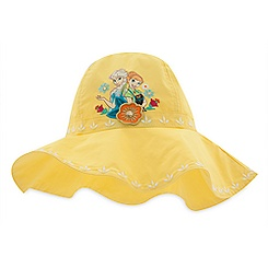 Anna and Elsa Swim Hat for Kids - Personalizable