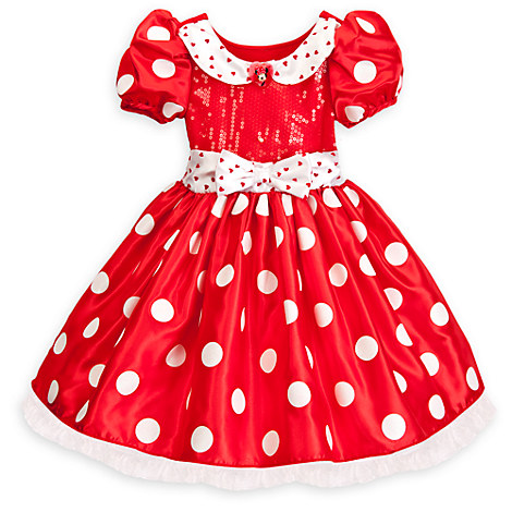 Minnie mouse costume for girls red costumes amp costume accessories