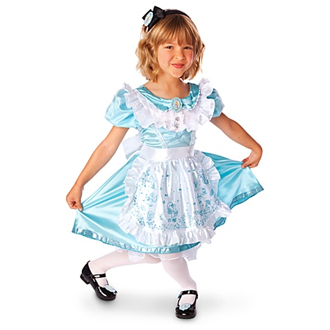 Alice Costume for Girls