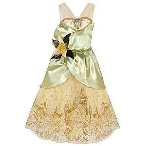 Tiana Costume for Girls