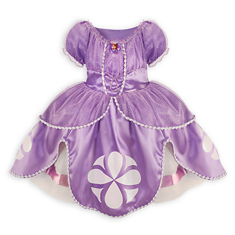 Sofia the First Costume for Girls