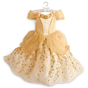 Belle Deluxe Costume for Girls