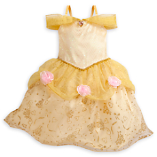 Disney Princess Costume Wardrobe Set for Girls