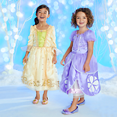 Sofia the First 2-in-1 Costume Set