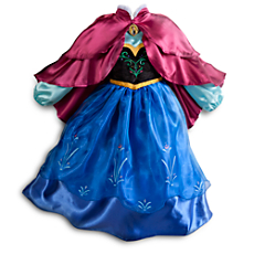 Anna Costume for Girls - Frozen