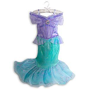 Ariel Costume for Girls