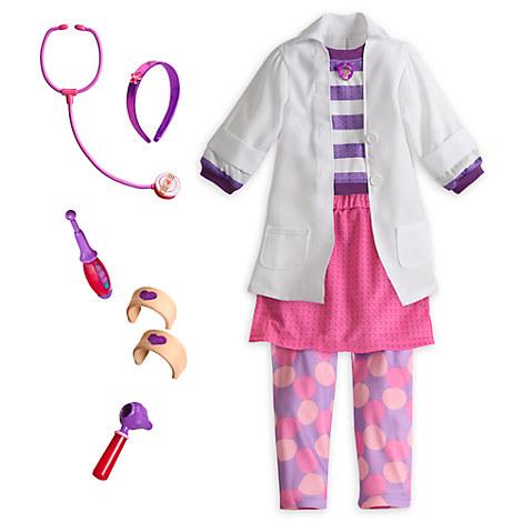 DoC McSTuFFiNs~Costume~DoCToR JACKET+SKIRT+LEGGINGS ...