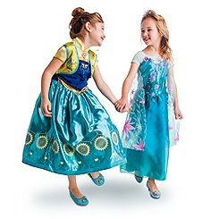 Frozen Fever 2-in-1 Costume Set