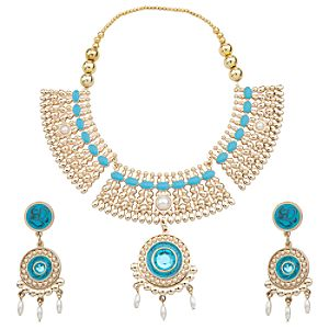 Disney Princess Pocahontas Jewelry Set -- 3-Pc.