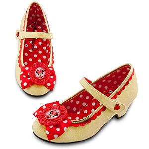 Classic Minnie Mouse Shoes for Girls