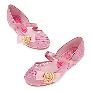 Aurora Costume Shoes for Girls