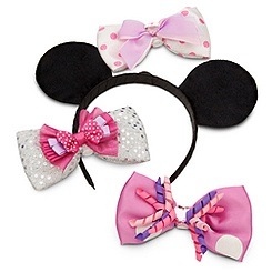 Minnie Mouse Bow Set for Girls