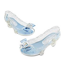 Cinderella Costume Shoes for Kids