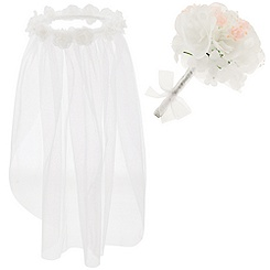 Cinderella Wedding Accessory Set for Girls