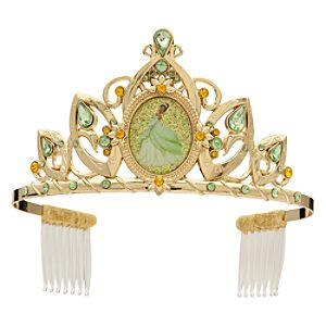 Tiana Tiara for Girls