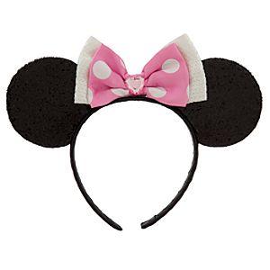 Minnie Mouse Ear Headband for Girls