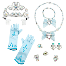 Elsa Costume Accessory Set - Frozen
