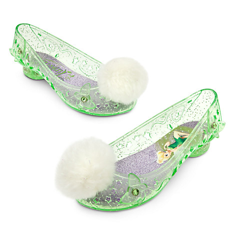 Tinker Bell Light-Up Shoes for Girls