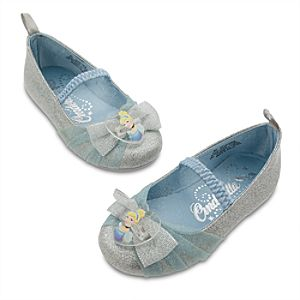 Cinderella Costume Shoes for Baby