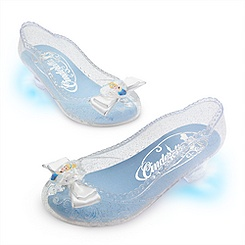 Cinderella Light-Up Shoes