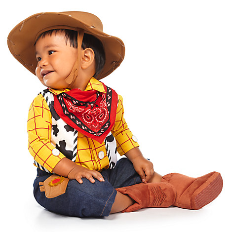 Woody costume for baby costumes amp costume accessories disney store